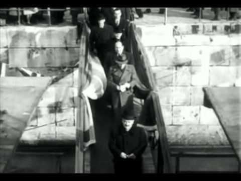 1946.12.15, a magyar hajók első csoportja hazatér - YouTube