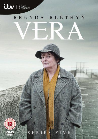 Brenda Blethyn is back as seasoned detective Vera Stanhope in ITV's 'Vera' - available via Acorn Media - August, 2015.