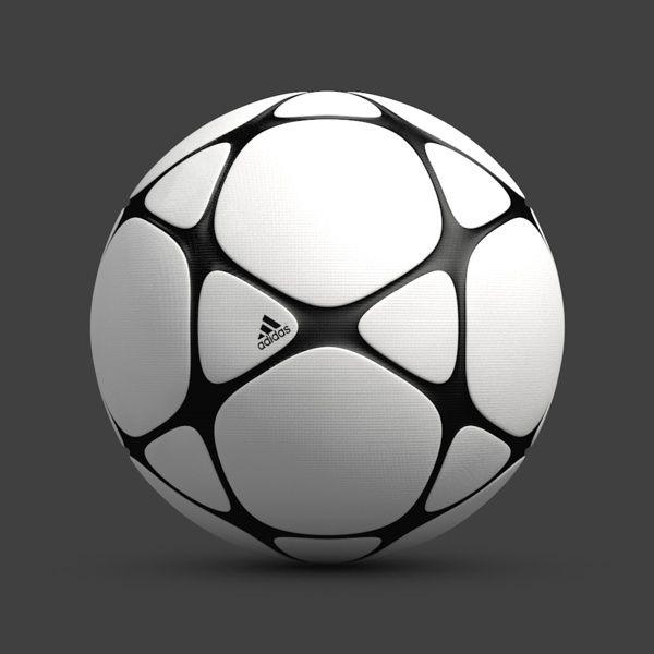 Very elegant football.