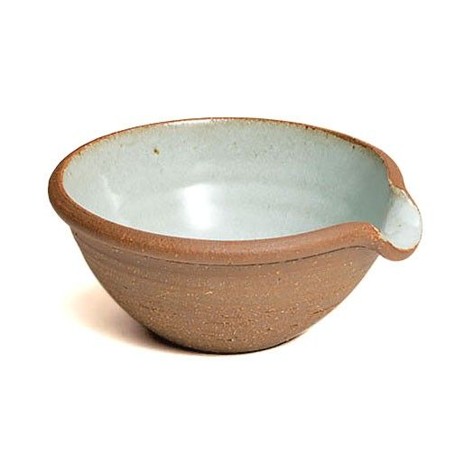 Small Mixing Bowl, 12cm - Leach Pottery - David Mellor Design #baking #cookware #pottery #handmade #ceramic