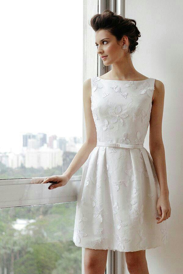 fa3824102ece2 Ideas de vestidos para tu boda civil 13