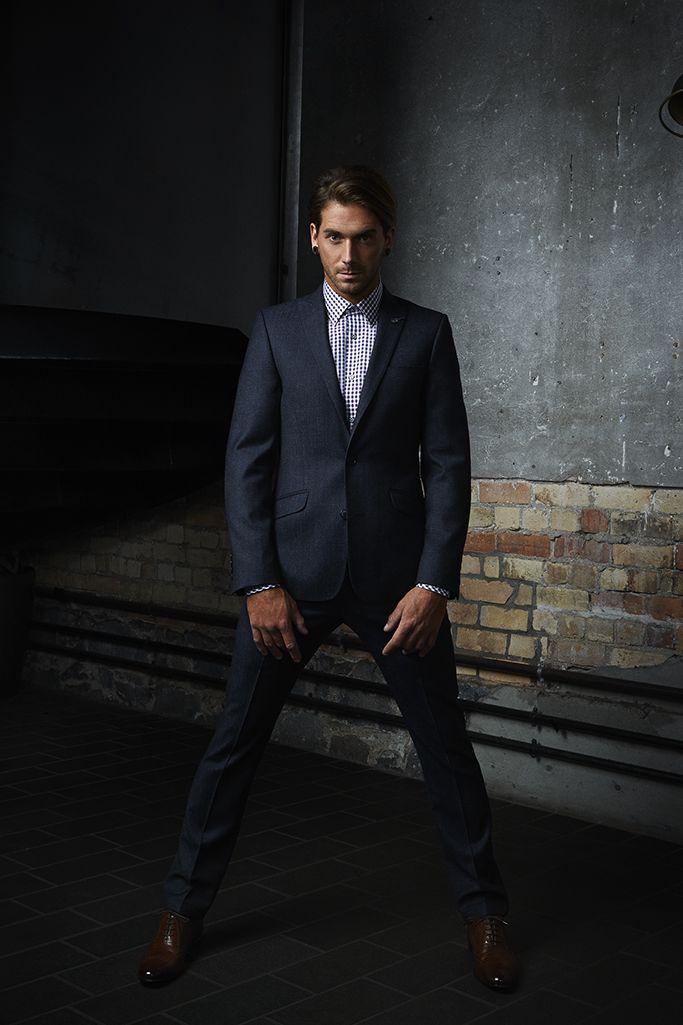 Milano - Mod suit BH92/75 Brooklyn shirt SX20/75 https://shop.rembrandt.co.nz/
