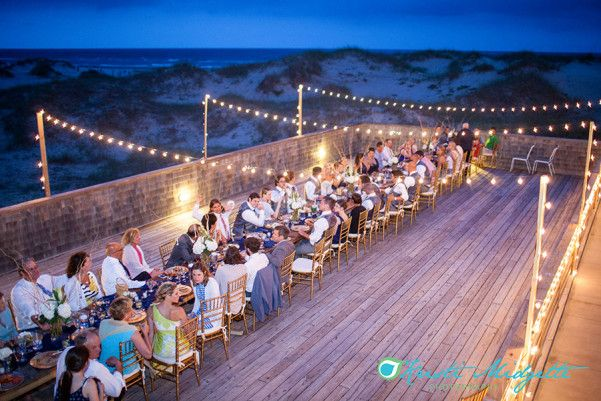 Checkout This Gorgeous Wedding At The Wild Horse T11870 To Check Availability For Perfect Venue On Outer Banks Click Link B