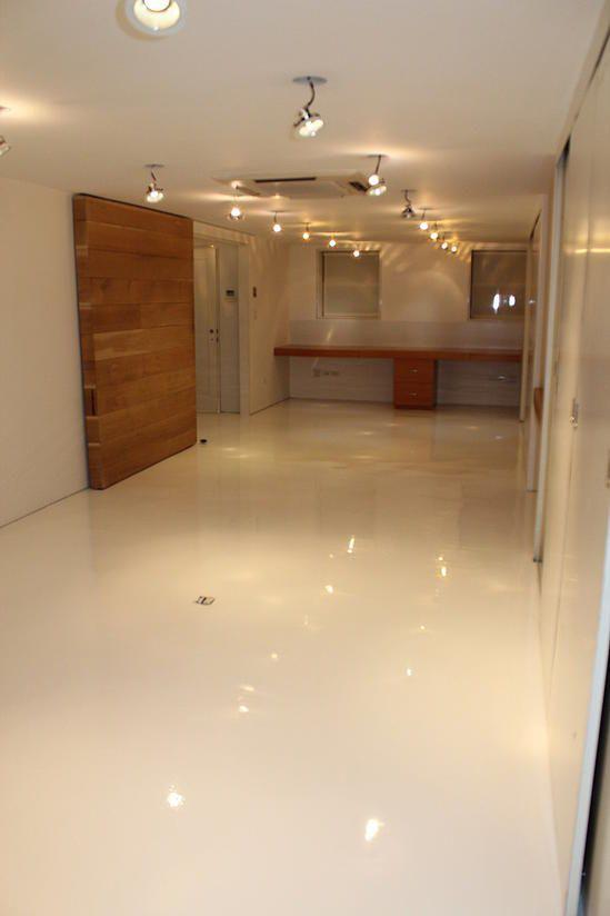 Hardener Floor On Concrete Floors : Decocrete gallery page decorative concrete epoxy floors