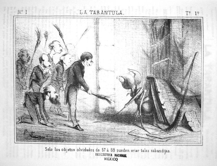 La otra imagen de Benito Juárez: La caricatura en la prensa satírica del...