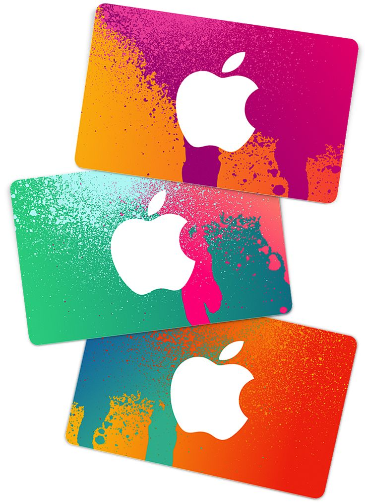 iTunes Gift Cards - so I can purchase some albums (Adele, One Direction, etc.)