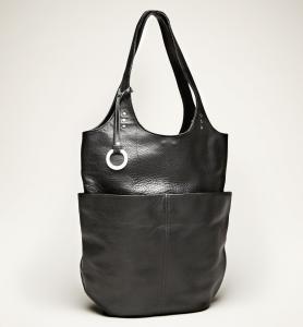 B | Y Leather Quinty 100% genuine leather bag