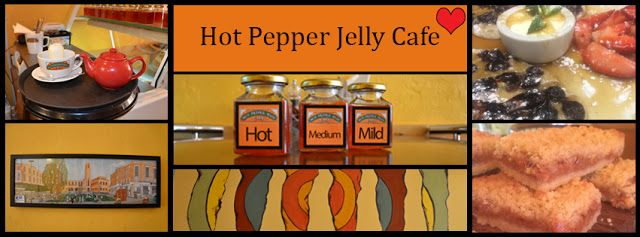 Hot Pepper Jelly Cafe in Crouch End - HPJcafe