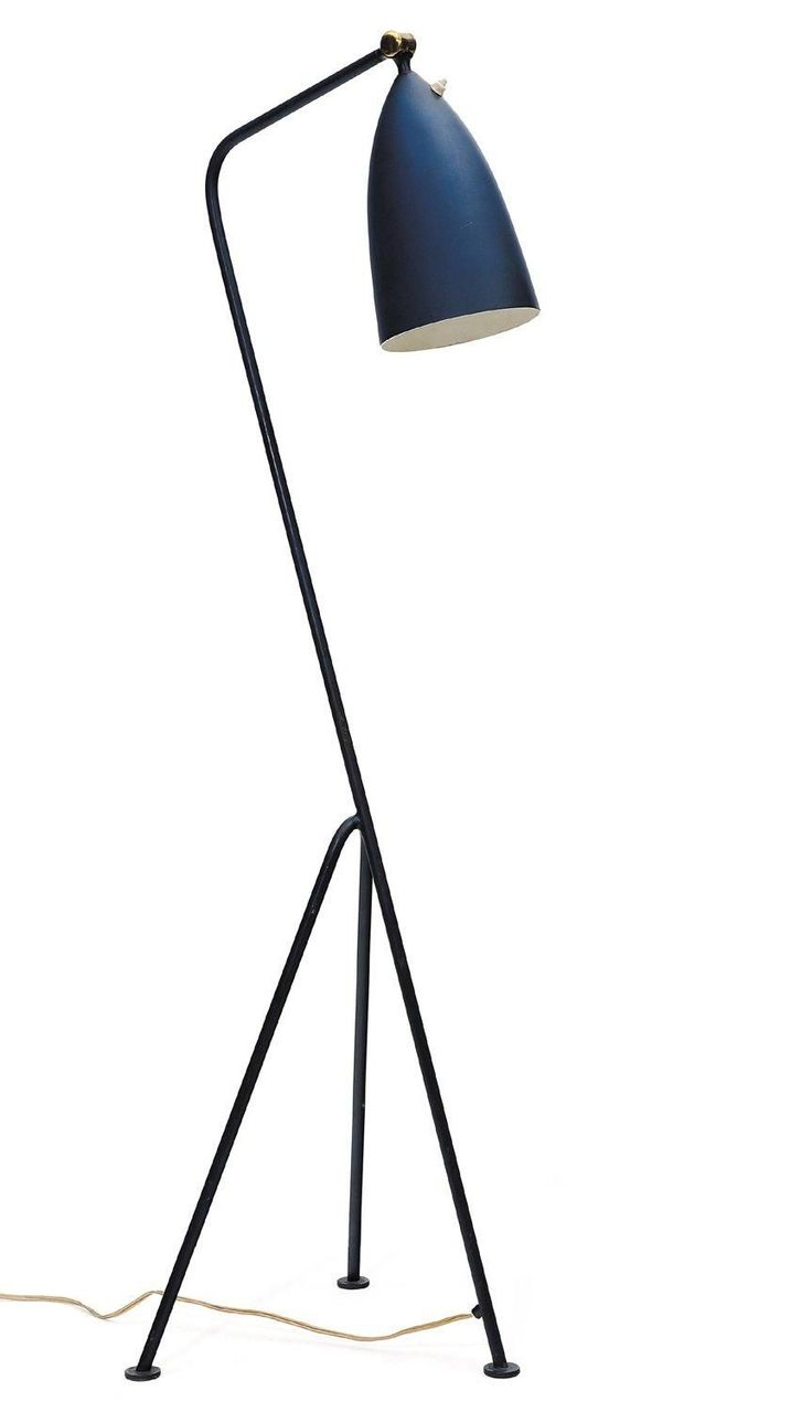 GRETA MAGNUSSEN GROSSMAN, Grasshopper floor lamp, 1949 for Bargboms Ab, Sweden.