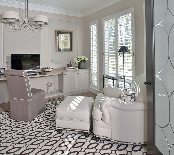 Before After A Home Office Goes From Embarrassing To Elegantly Inviting