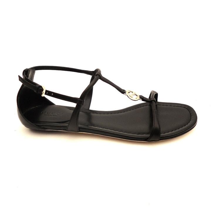 sandali bassi di gucci