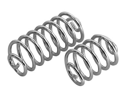 metal spring png. beautifully chrome plated universal seat springs, will fit most custom and saddles. metal spring png