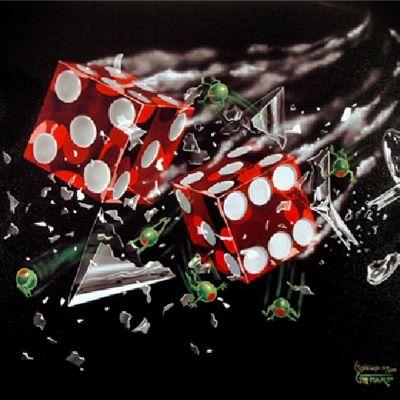 I really like Michael Godard's art work.