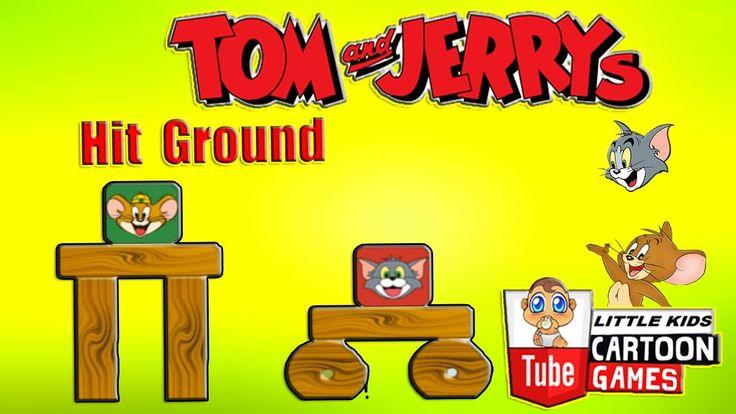 ᴴᴰ ღ Tom and Jerry 2017 Games ღ Tom and Jerry - HIT GROUND ღ Baby Games ...