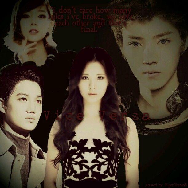Vice Versa  Seohyun, Luhan (Seohan), Kai, Taeyeon  Edited by me