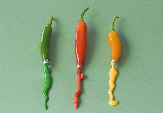 Food-design by Dan Cretu