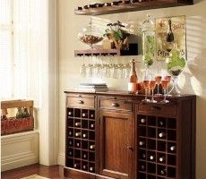 Small Home Bars And Interior Decorating Ideas