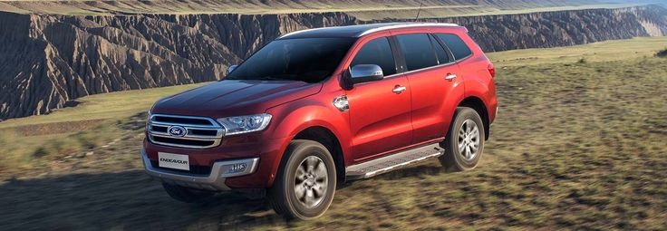 Powerful Performance #Ford #Endeavour With 200 PS power (147 kW), our 3.2l TDCi diesel engine is the driving force behind Endeavour's mighty pickup for hill climb. At the same time, its impressive fuel economy helps you save money. #SabarmatiFord #Ahmedabad