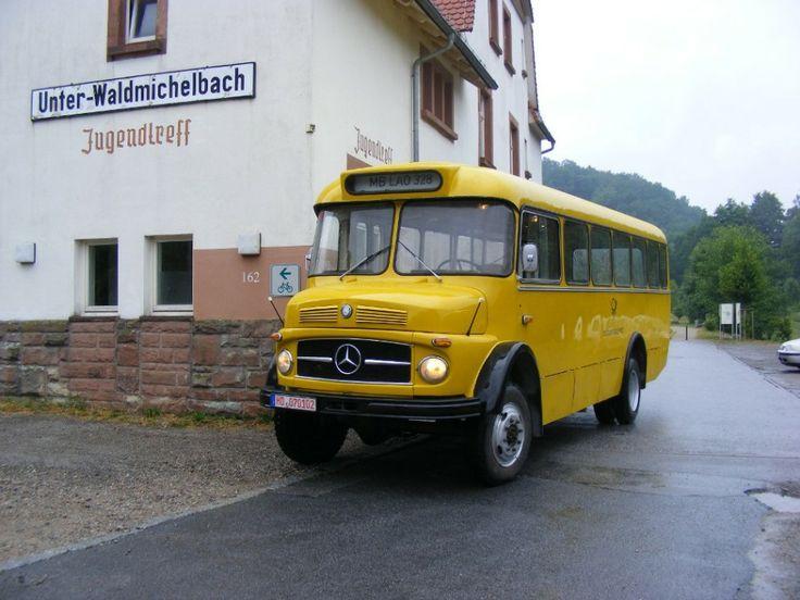 Bus Wald Michelbach Bahnhof