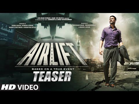 Akshay Kumar's 'Airlift' teaser will give you goosebumps