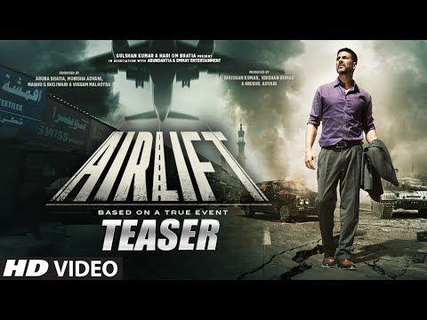 Exclusive Airlift Teaser | Akshay Kumar | Nimrat Kaur