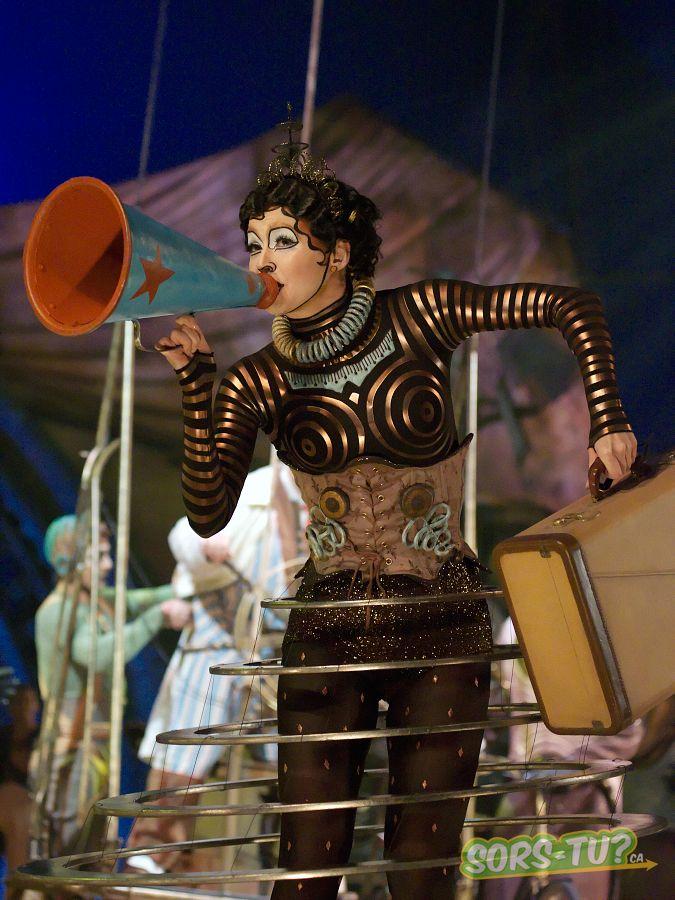 Calendrier spectacle de Cirque du Soleil - Kurios, critiques du spectacle de Cirque du Soleil - Kurios et bien plus. Quoi faire à Montréal et au Québec? Sorstu.ca vous propose une foule de suggestions.