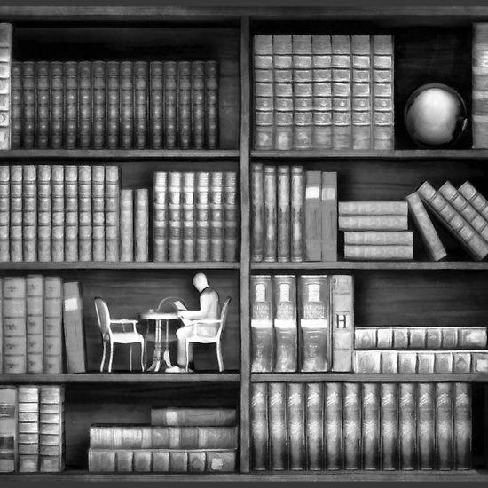 Reading corner by #MiloslavDesign