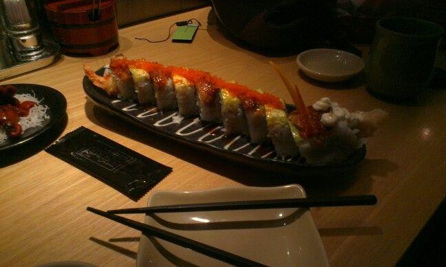 Jumbo Dragon Roll