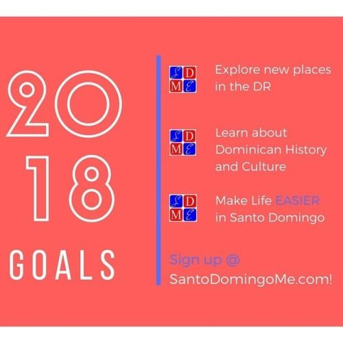 Happy New Year from SantoDomingoME! Sign up today to make Santo Domingo even EASIER in 2018! www.santodomingome.com #santodomingo #rd #newyearresolution #republicadominicana #newyearseve #newyear #santodomingord #añonuevo #dominicanrepublic #dominicana #party #fiesta #resolution #dominicanalotienetodo #dominicanhasitall