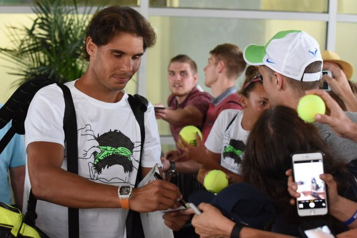 Rafael Nadal Fans – Latest news, pictures and video on Rafael Nadal, 14-time…
