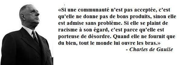 #JeSuisCharlie de Gaulle