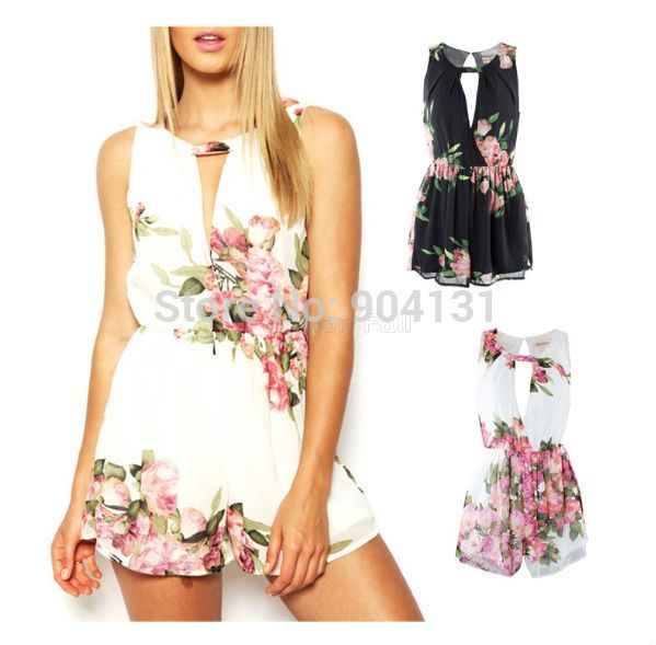Fashion Urban Outfitters new 2014 summer Shorts Women cutout Floral romper jumpsuit female playsuitl - http://www.aliexpress.com/item/Fashion-Urban-Outfitters-new-2014-summer-Shorts-Women-cutout-Floral-romper-jumpsuit-female-playsuitl/2006635991.html
