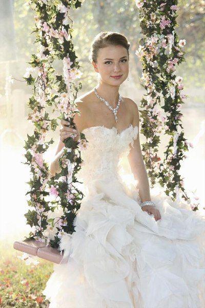 Revenge ... Daniel Grayson & Emilys wedding was breathtaking!!!