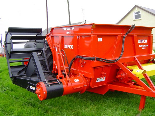 TURF Equipment - Difco