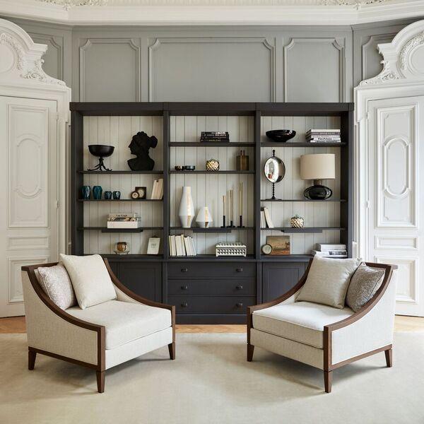 Atelier Modular Composition In Oak Meuble Grange Mobilier De Salon Interieur Classique