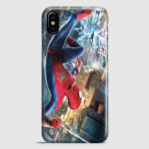 The Amazing Spiderman Poster iPhone X Case | casescraft