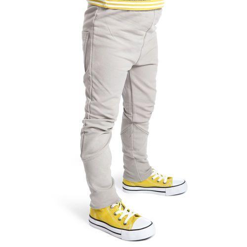 NOSH Rock Star Slim Pants, Grey