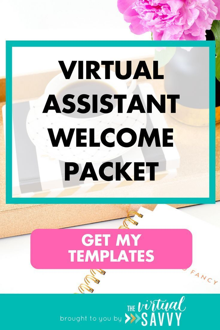 When you first sign on a virtual assistant client, you need to relay some important info to your client. The easiest way to do this is through a Welcome Packet!  In this customizable Word Doc template, we'll show you exactly what to include in your Welcome Packet including an intro letter, what to expect regarding time tracking, invoicing, holidays, rush jobs, etc, and a client questionnaire that can be sent at the beginning of your working relationship.   Easy to use. Completely Customizable.