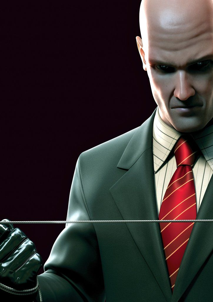 Hitman Poster Hitman Agent 47 Agent 47 Video Game Posters