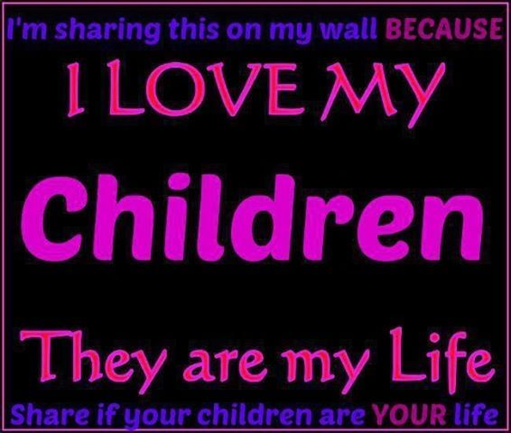 Free Love Quotes: 25+ Best Love My Children Quotes On Pinterest