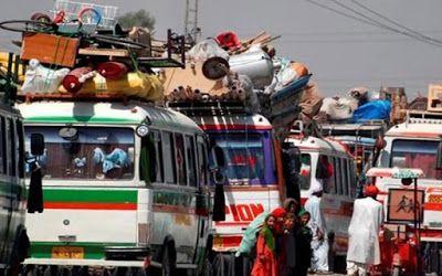 """The Secret Real Truth: Το Πακιστάν απελαύνει 3 εκατομμύρια Αφγανούς """"πρόσ..."""