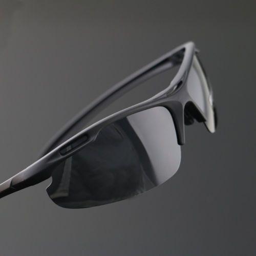 Mens Polarized Glasses Aviator Driving Eyewear UV400 Fishing Sunglasses Cycling
