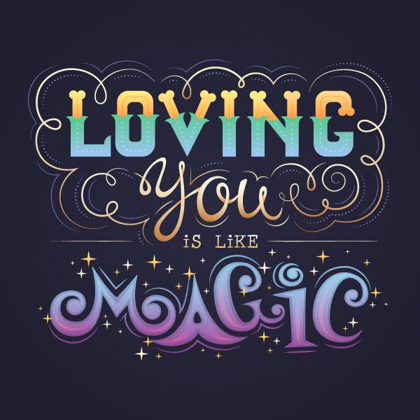 "How to Design a ""Love"" Lettering Card in Adobe Illustrator"