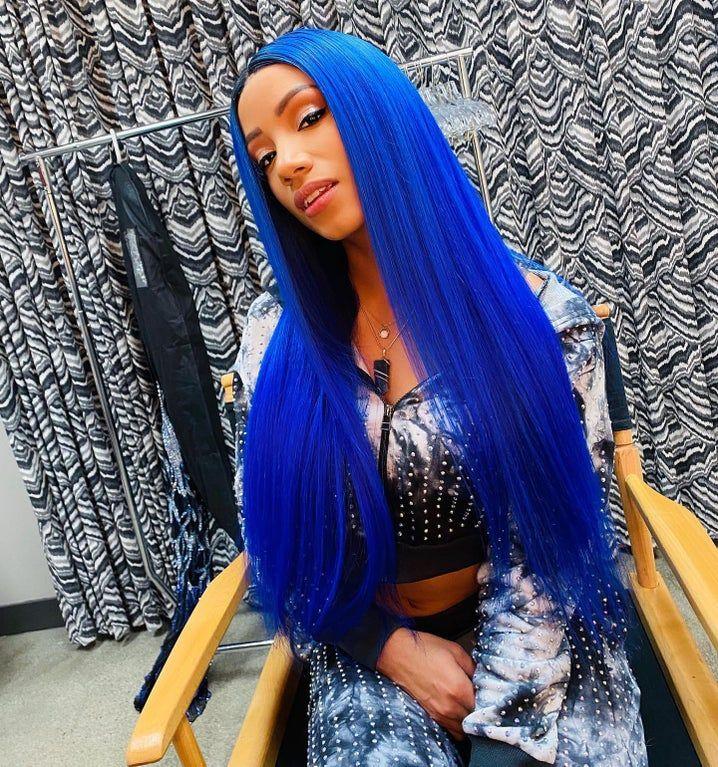 Absolutely Gorgeous Sashabankswwe In 2020 Wwe Sasha Banks Sasha Banks Instagram Sasha Bank