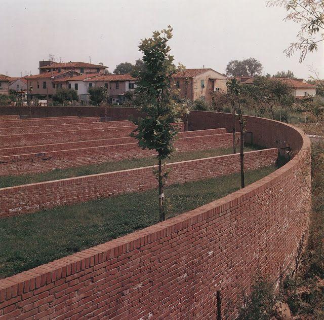 Massimo Carmassi - Paradise Backyard: L'architettura del mattone faccia un vista