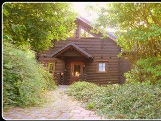 Holzblockhaus+für+10+Pers,+zum+Wohlfühlen+und+EntspannenFerienhaus in Frielendorf von @homeaway! #vacation #rental #travel #homeaway
