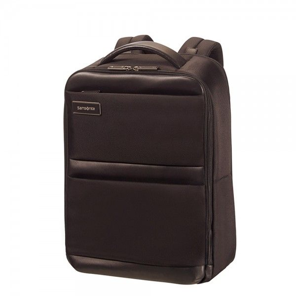 Class laptop backpack 14.1'' brown Samsonite Cityscape. #Laptop #bag ideal  for