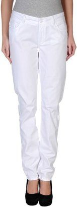 LIU JO JEANS Casual pants - Shop for women's Pants - White Pants