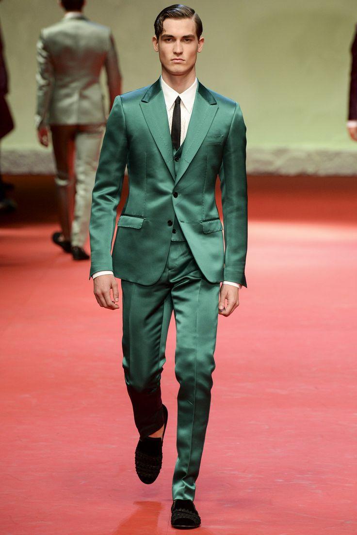 Dolce Gabbana, spring/summer 2015 menswear