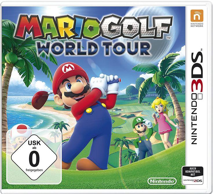 Eine Runde Golf gefällig? Bei amazon gibt es das Game Mario Golf - World Tour für den Nintendo 3DS für nur 14,96€ - der geizhals.at Vergleichspreis liegt bei 23,98€!   #Amazon #Computerspiele #Games #Konsole #MarioGolf #Nintendo #Nintendo3DS